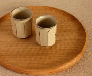 丸盆(クリ)直径30㎝12000円★