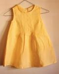 子ども服黄色
