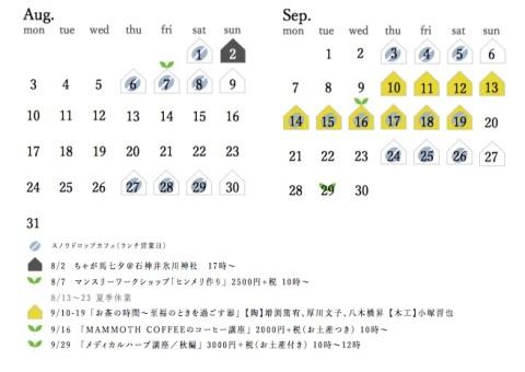 8〜9月最新